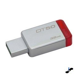 Pendrive Kingston 64 GB DT50 Datatraveler Usb 3.0