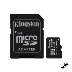 Tarjeta de memoria MicroSD Kingston 16GB
