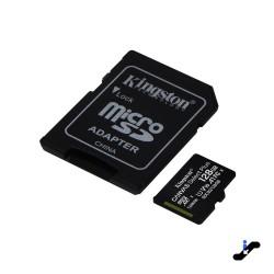 Tarjeta de memoria MicroSD Kingston 128GB
