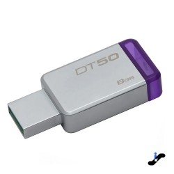Pendrive Kingston 16 GB DT50 Datatraveler Usb 3.0